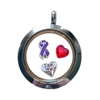 Adoption Awareness Loved Locket
