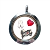 Adoptee Awareness Floating Locket