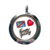 DR Congo Family Floating Locket