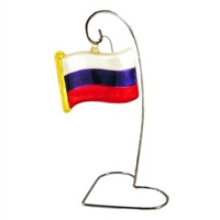 Russia Flag Table Center Piece