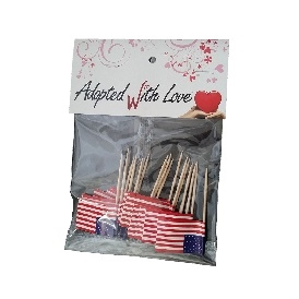USA Toothpick Flags