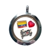 Colombia Family Floating Locket