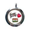 India Family Floating Locket