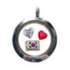 South Korea Loved Floating Locket