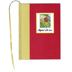 China Hardcover Adoption Journal