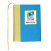 Kazakhstan Hardcover Adoption Journal