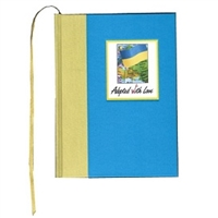 Ukraine Hardcover Adoption Journal