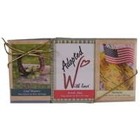 USA Adoption Soap Gift Set